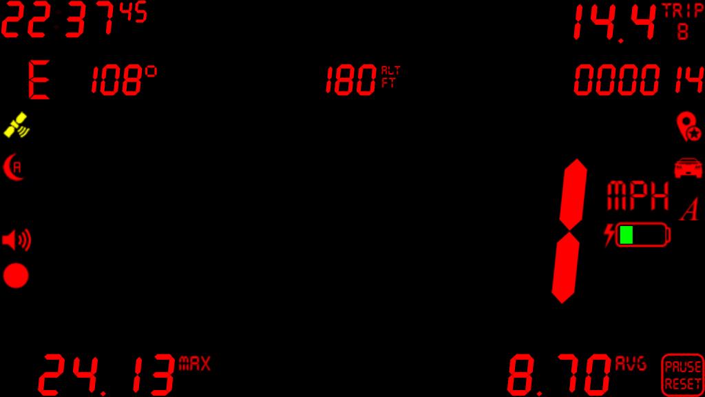 Pro full-screen